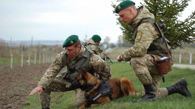 Україна посилила охорону кордону з ЄС в чотирьох областях