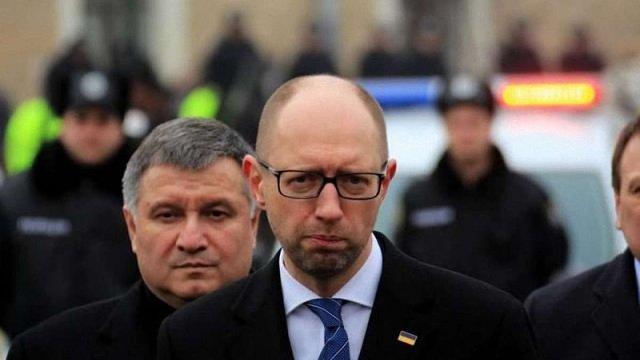 Поліція порушила кримінальне провадження через відставку прем'єр-міністра Арсенія Яценюка