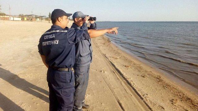 На місці пошуку українських рибалок в Азовському морі знайшли тіло чоловіка