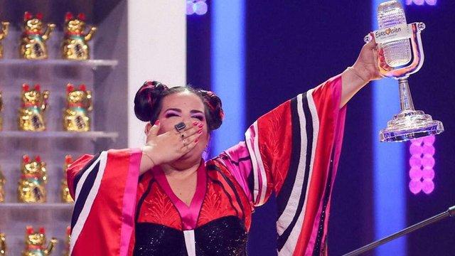 Переможницею Євробачення-2018 стала представниця Ізраїлю