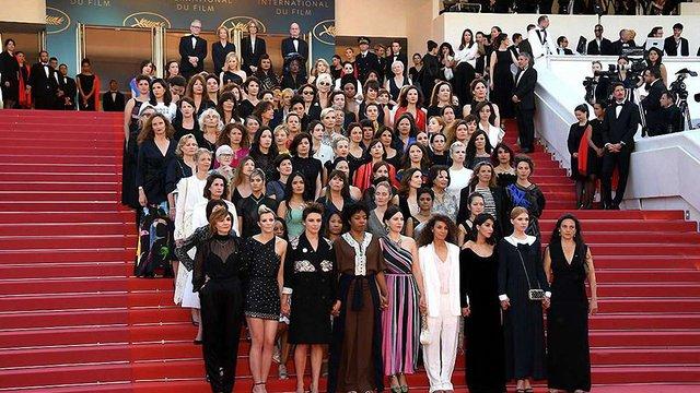 У Каннах вимагали збільшити кількість жінок в конкурсних програмах фестивалю