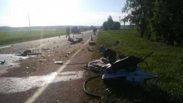 У Білорусі затримали українського водія, який потрапив в ДТП з юними футболістами з Сумщини