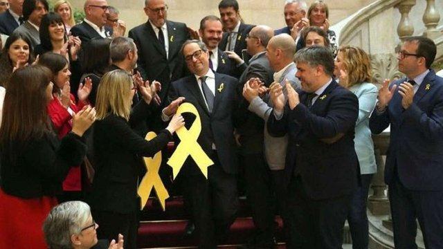 У Каталонії новим головою уряду обрали прихильника відокремлення від Іспанії