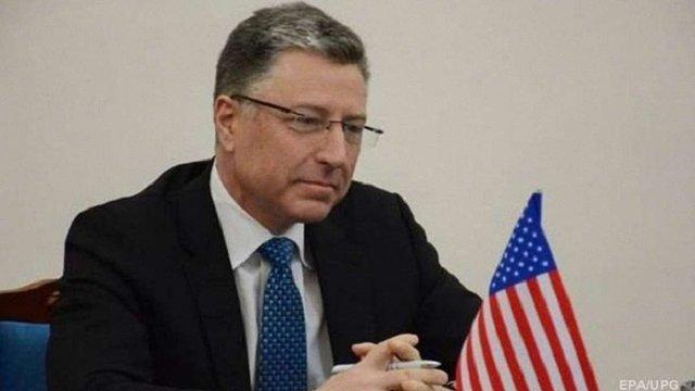 Держдеп США заперечив інформацію про розширення повноважень Курта Волкера щодо України