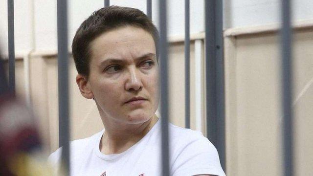 Суд продовжив арешт Надії Савченко