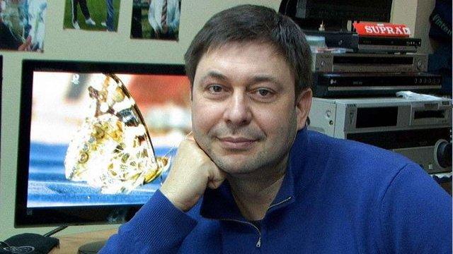 СБУ оголосила про підозру у держзраді керівнику «РИА Новости Украина», його затримано