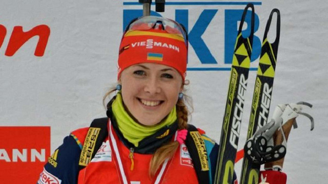 Біатлоністка Юлія Джима вирішила продовжувати кар'єру в національній збірній