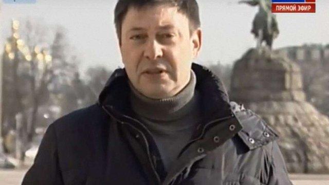Керівника «РИА Новости-Україна» етапують до Херсону