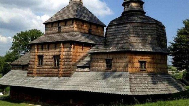 Найстарішу дерев'яну церкву на Львівщині відреставрують за ₴1 млн