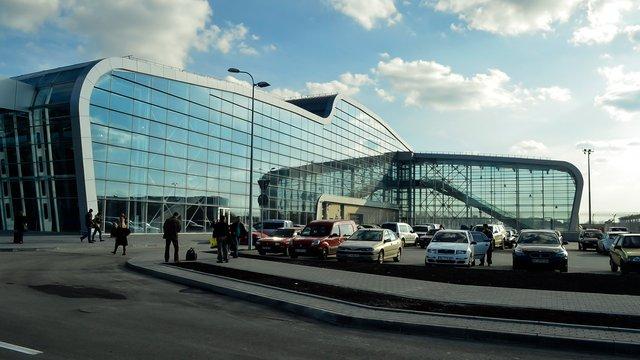 У ВРУ рекомендують залишати 70% прибутку аеропорту «Львів» на його розвиток