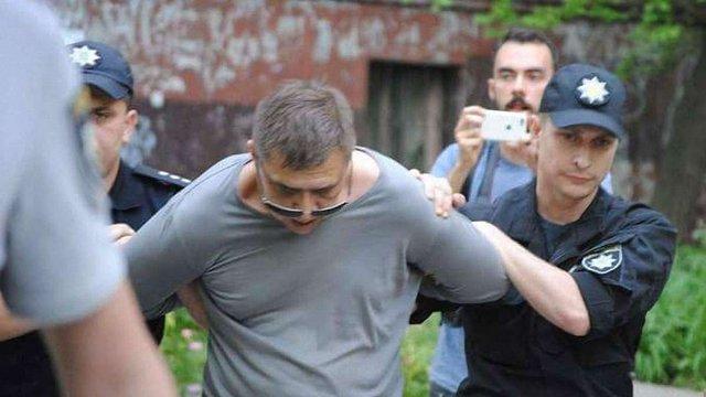 В Запоріжжі зловмисник кинув петарду в учасників акції за права ЛГБТ