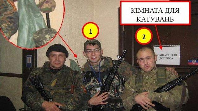 СБУ ідентифікувала шість бойовиків, які катували захоплених українських бійців та цивільних