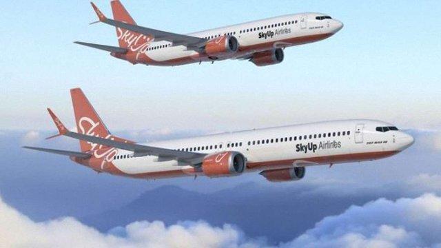 Український лоукосттер SkyUp отримав право на польоти