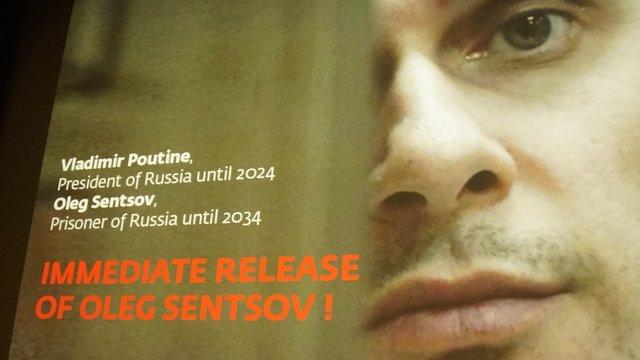Французькі режисери вимагають звільнити Олега Сенцова