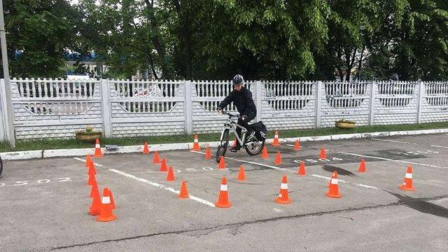 Поліція запускає велопатрулі у центрі Львова