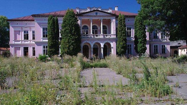 Дах палацу Бадені у Буську відремонтують за ₴400 тис.
