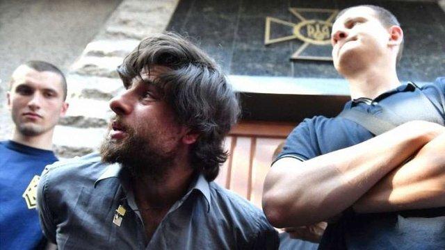Суд зобов'язав CБУ відкрити справу через затримання бразильського найманця «ЛДНР» в Києві