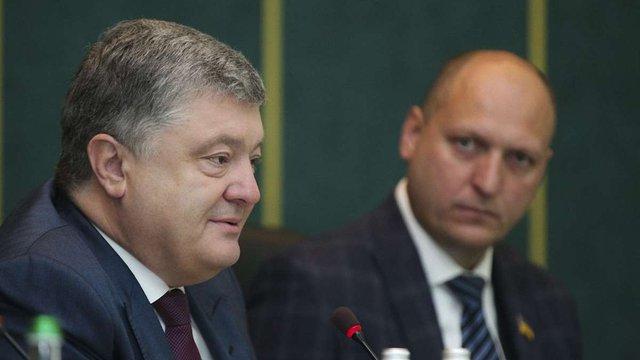 Порошенко призначив нового керівника Хмельницької ОДА