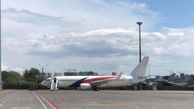 Український лоукостер SkyUp сьогодні виконав свій перший політ