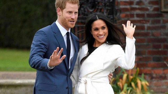Єлизавета II подарувала принцу Гаррі титул герцога Сассекського