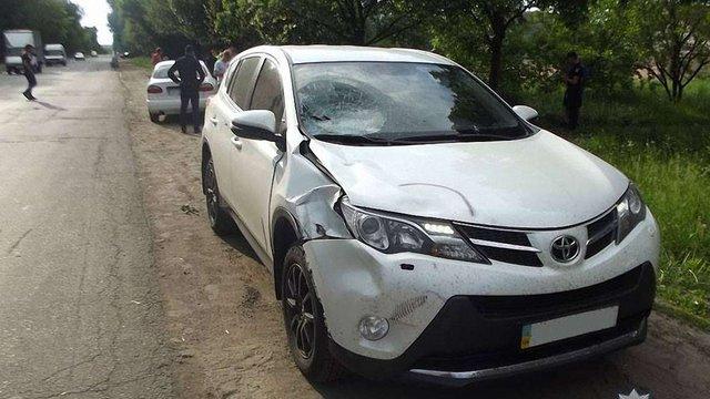 Брат депутата від «Радикальної партії» автомобілем збив 11-річного хлопчика в Чернігові