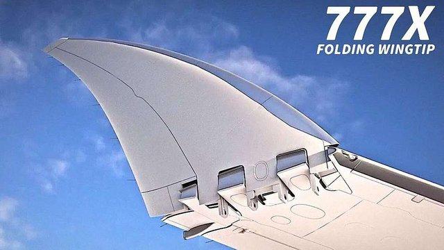 Компанії Boeing дозволили будувати цивільні літаки з розкладними крилами