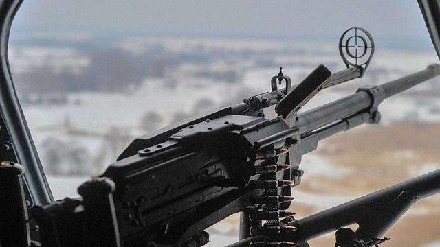 Українські вояки на Донбасі знищили 15 бойовиків російсько-окупаційних військ