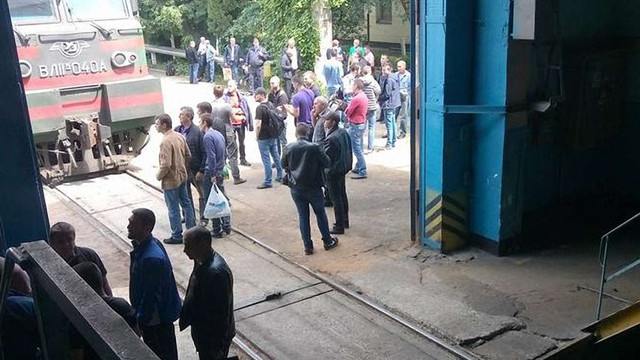 Близько 150 машиністів «Львівської залізниці» оголосили безстроковий страйк