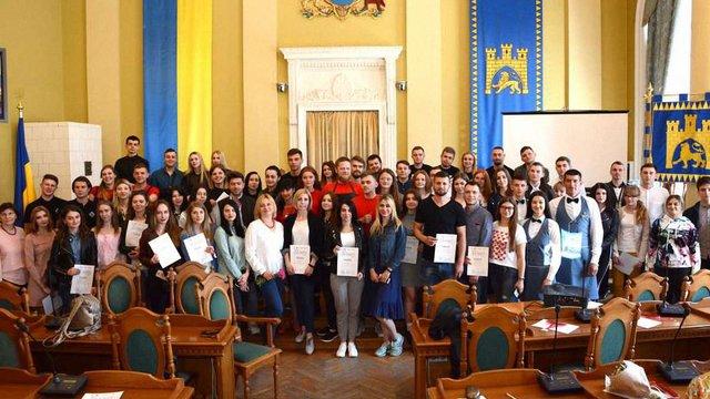 У Львові нагородили найкращих кельнерів міста
