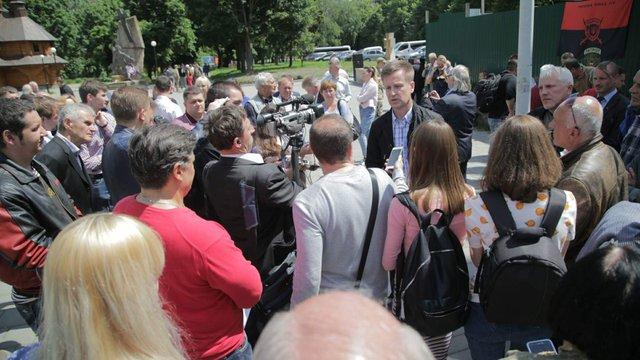 Валентин Наливайченко готовий йти в Президенти