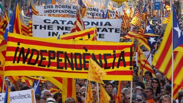 Розвідка Іспанії повідомила про «російський слід» у каталонській кризі
