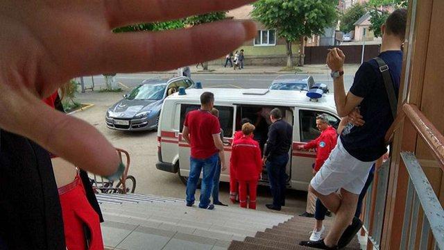 Посадовців обласного перинатального центру в Івано-Франківську викрили на хабарі