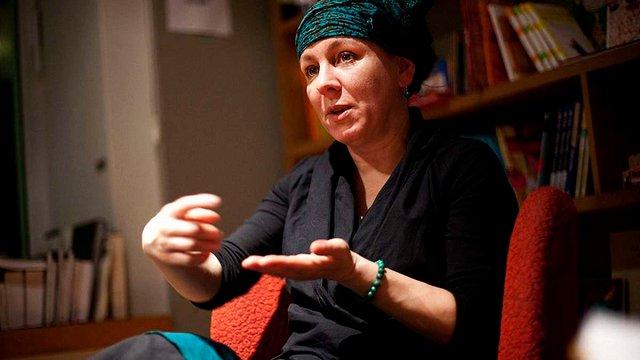 Письменниця Ольга Токарчук отримала Міжнародну Букерівську премію