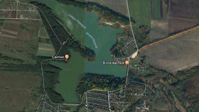 Олег Синютка виділив військовим ділянки для дач біля озера Наварія