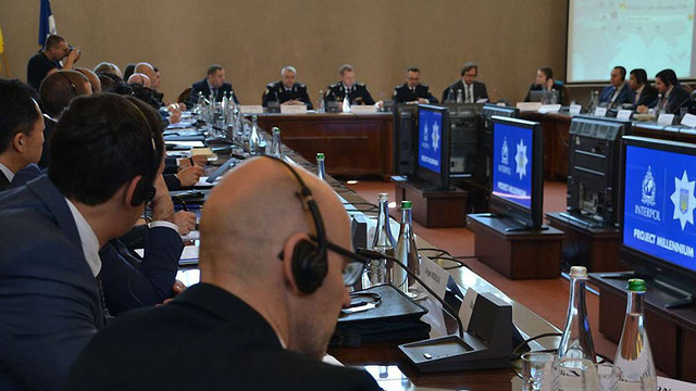 До Львова на робочу зустріч прибули представники Інтерполу з 43 країн світу