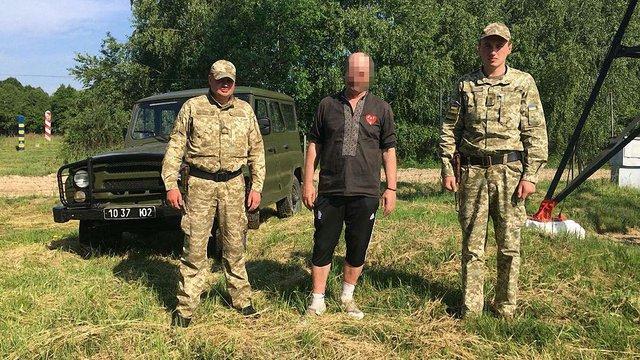 Українець двічі за день спробував незаконно перетнути кордон на Львівщині