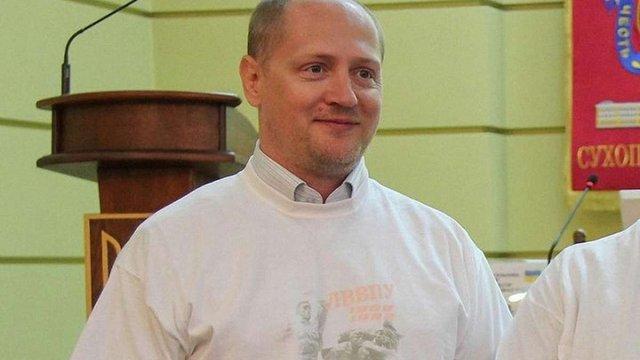 Білорусь хоче обміняти журналіста Шаройка на підозрюваного у шпигунстві проти України