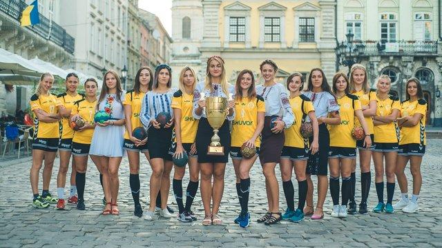 Мер Львова запросив львів'ян на товариський матч гандболісток «Галичанки» проти збірної України