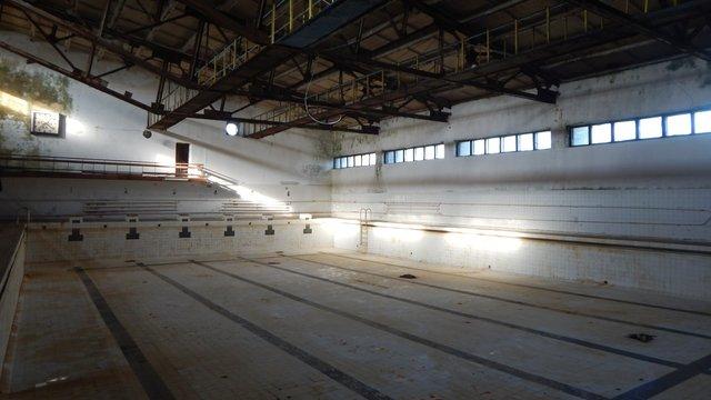 У Буську в тендері на реконструкцію басейну за ₴12 млн змагаються дві фірми одного власника
