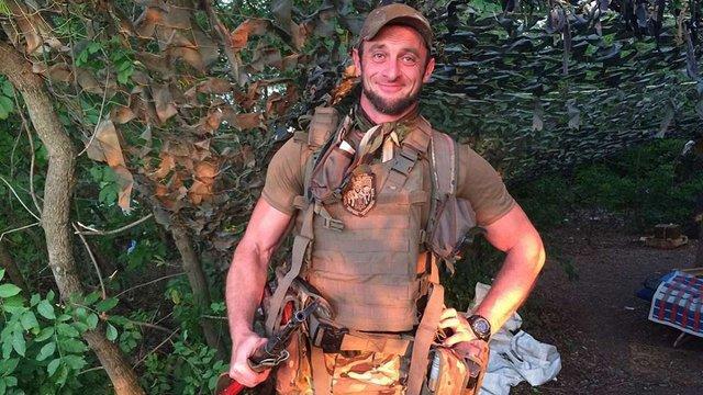 Колишній охоронець бойовика «Мотороли» воює на Донбасі на боці ЗСУ, – журналіст