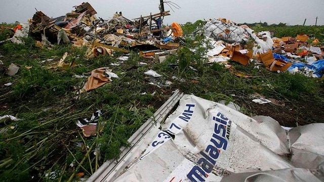 НАТО і ЄС закликали РФ визнати свою роль у катастрофі MH17 і співпрацювати зі слідством