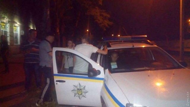 Поліція назвала версії нападу на екс-лідера «Правого сектору» в Одесі