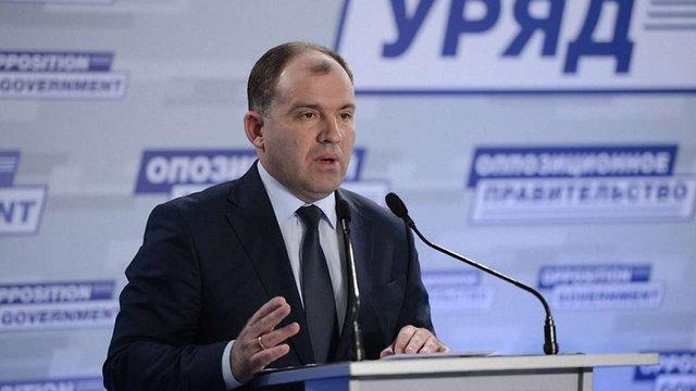 Генпрокурор вніс подання на нардепа Дмитра Колєснікова