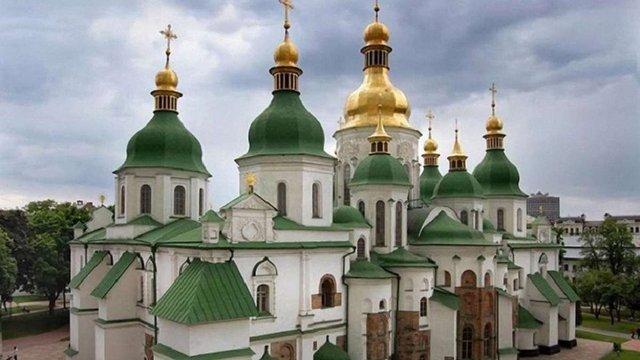Невідомі розпилили газ у приміщенні Київської Патріархії УПЦ (КП)
