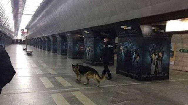 У Києві через повідомлення про замінування закрили п'ять станцій метро