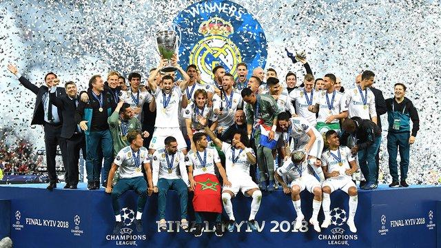 «Реал» виграв Лігу чемпіонів у Києві