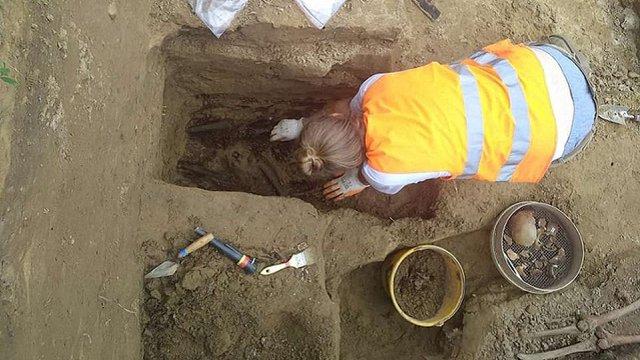 В ІНП Польщі заявили, що під зруйнованим пам'ятником у Грушовичах немає могил вояків УПА