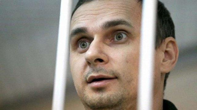 У Росії заявили, що Олег Сенцов погодився на підтримуючу терапію