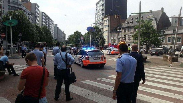 У Бельгії чоловік на вулиці розстріляв трьох людей і захопив заручницю