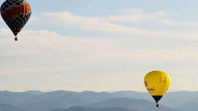 У Трускавці та Східниці відбудеться фестиваль повітряних куль